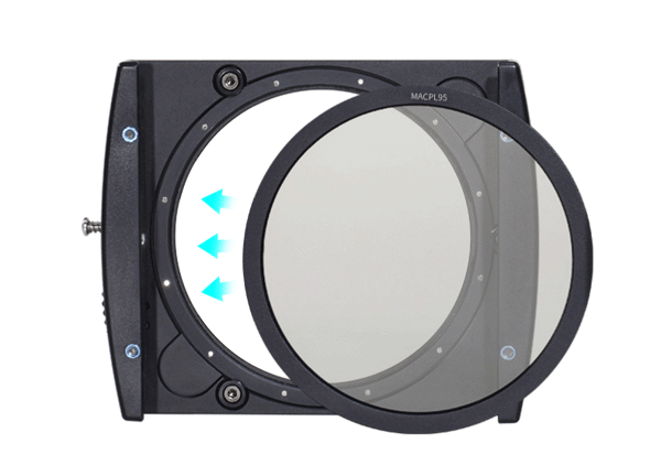 Filter Kính lọc vuông Benro Hệ 100, Hàng chính hãng 9