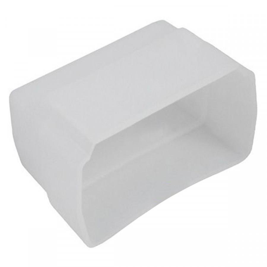 Nắp filter flash Softbox Diffuser Cap  cỡ lớn - trắng - 23298862 , 4614203440707 , 62_12673043 , 50000 , Nap-filter-flash-Softbox-Diffuser-Cap-co-lon-trang-62_12673043 , tiki.vn , Nắp filter flash Softbox Diffuser Cap  cỡ lớn - trắng