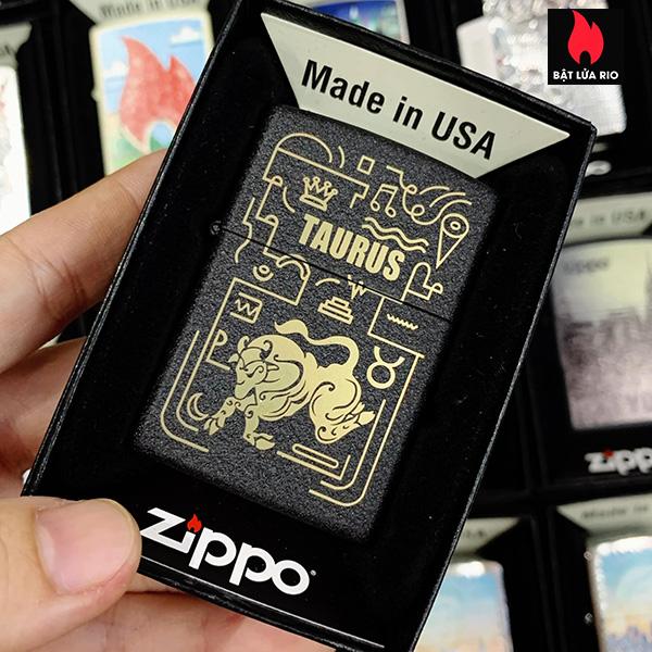 Bật Lửa Zippo 236 Taurus