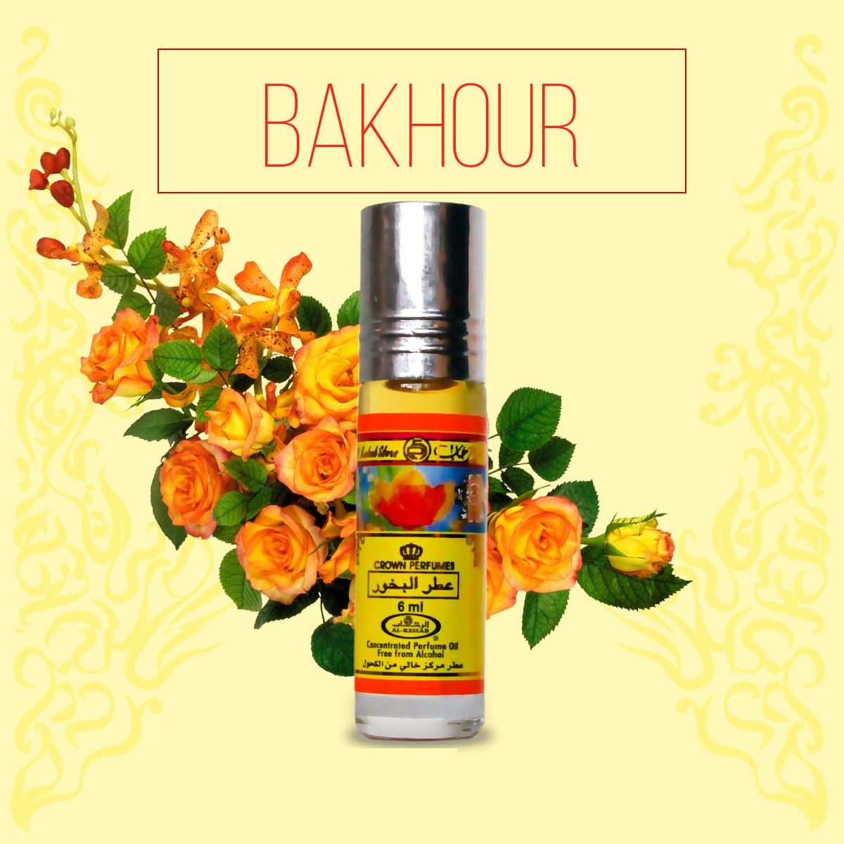 Tinh dầu nước hoa BAKHOUR Al-Rehab (UNISEX)  (hàng chính hãng )