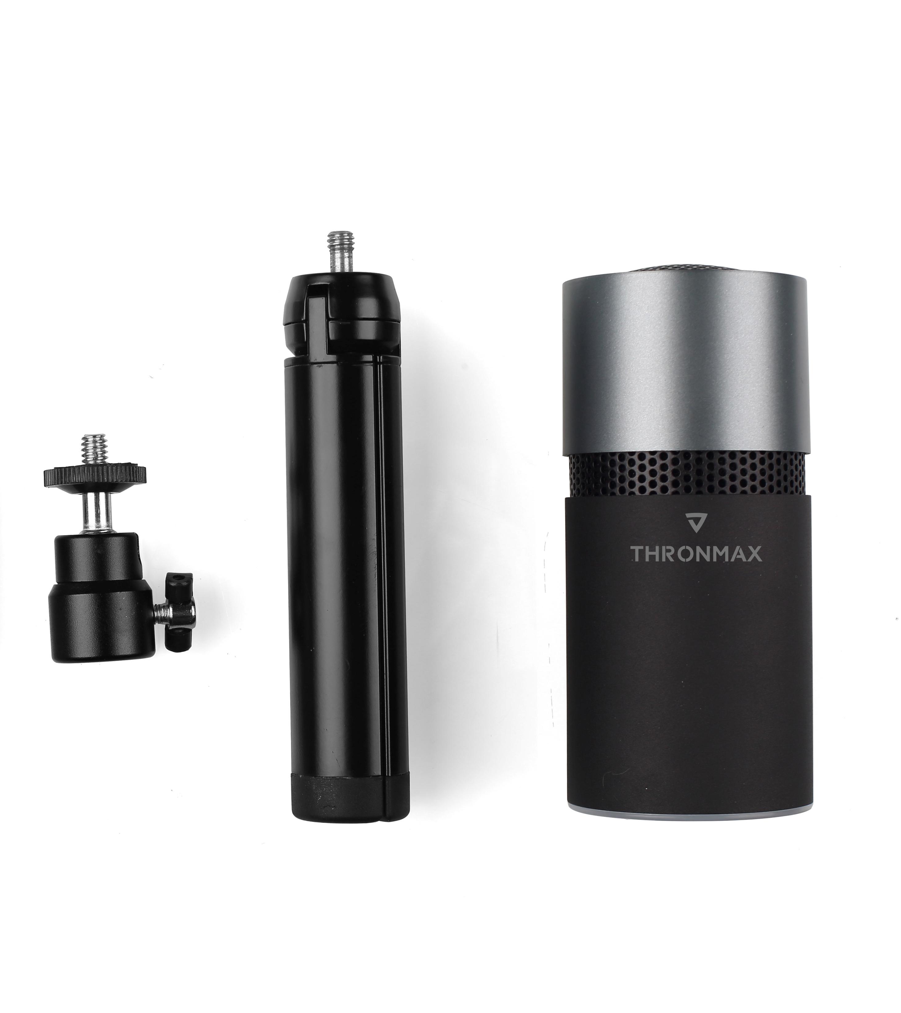 Microphone Thronmax Mdrill Pulse M8 96Khz - Hàng Chính Hãng