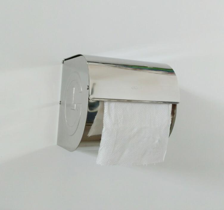 [KIBATH-614] Hộp giấy kín inox 304