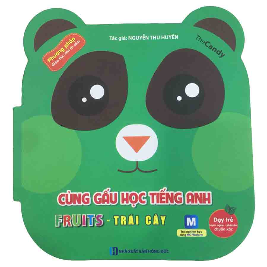 Cùng Gấu Học Tiếng Anh - Trái Cây