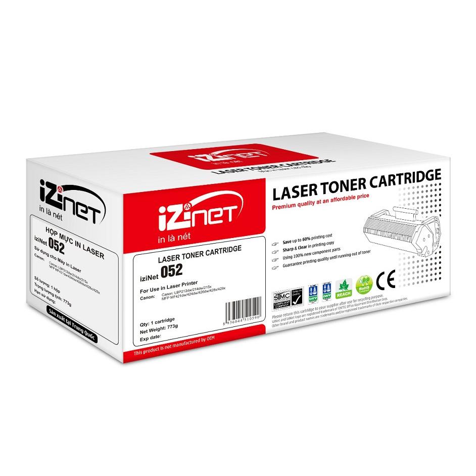 Mực in laser iziNet 052 (Hàng chính hãng)
