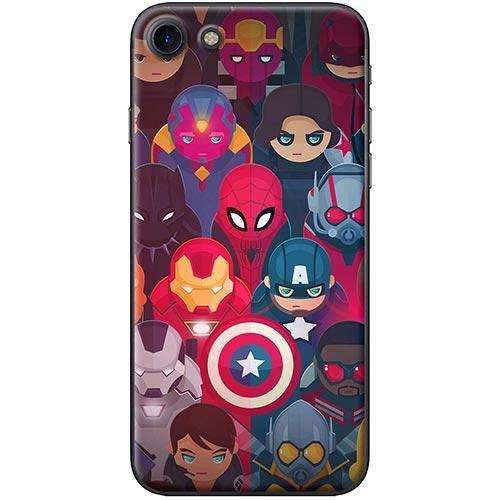 Ốp Lưng Hình Hero Dành Cho iPhone 7  8
