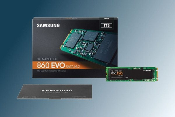 SSD Samsung 860 EVO 1TB M2 2280