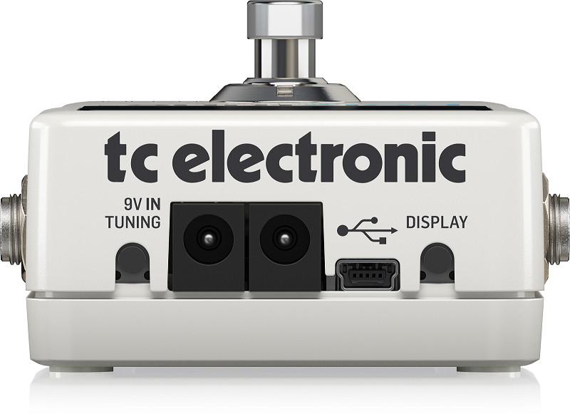 Tuners Guitar TC ELECTRONIC POLYTUNE 3-Hàng Chính Hãng