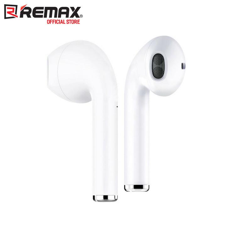 Tai Nghe Bluetooth Remax TWS AirPlus Touch + Tặng Kèm Dock Sạc Tai Nghe và Cáp Sạc Lightning - Hàng nhập khẩu