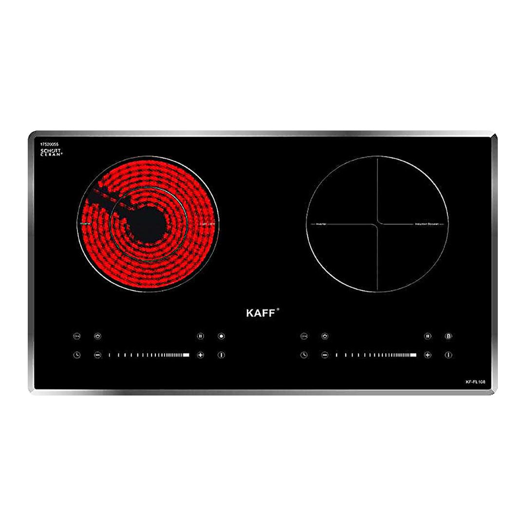 Bếp điện từ kết hợp KAFF KF-FL108 - Hàng chính hãng