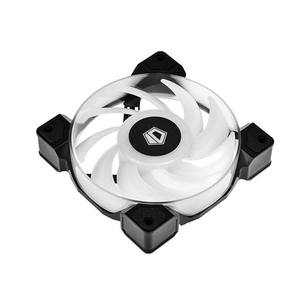 Bộ tản nhiệt FAN CASE ID-COOLING DF-12025-ARGB TRIO 3pcs Pack - Hàng Chính Hãng