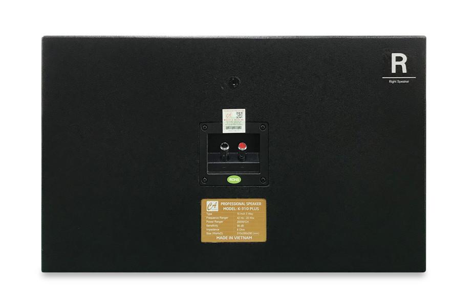 LOA KARAOKE CASOUND K-310 Plus(1 cặp) - Hàng chính hãng