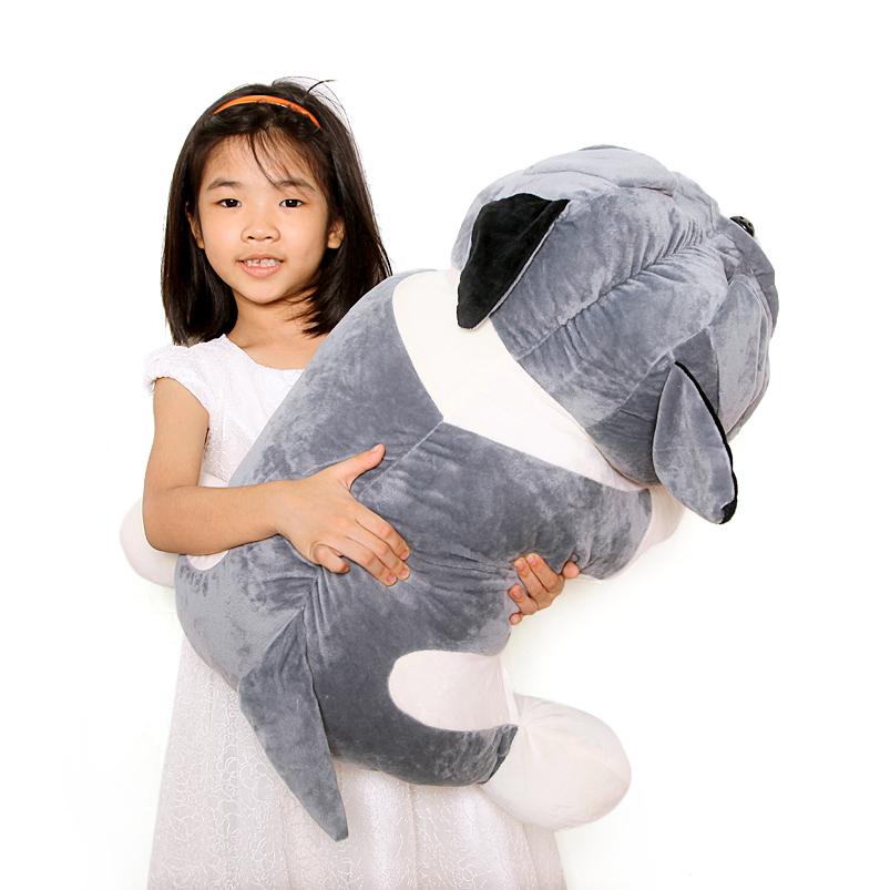 Gấu bông chó nhăn cao cấp size 90CM