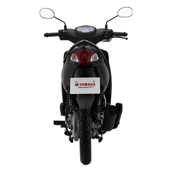 Xe Máy Yamaha Sirius Fi Phanh Cơ - Đen