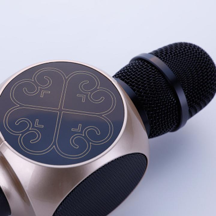 Micro karaoke bluetooth YS82 - Hàng mới 2020