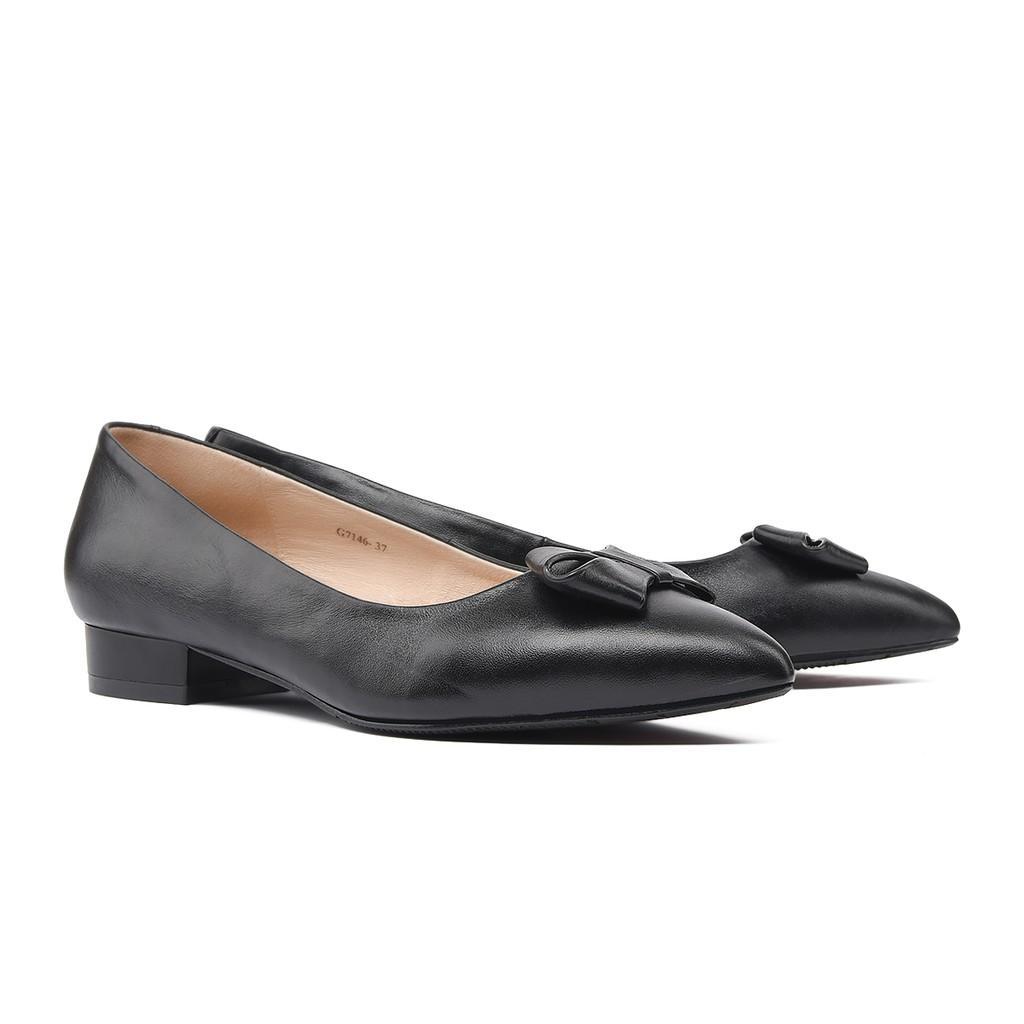 Đông Hải - Giày Búp Bê G7146 màu đen