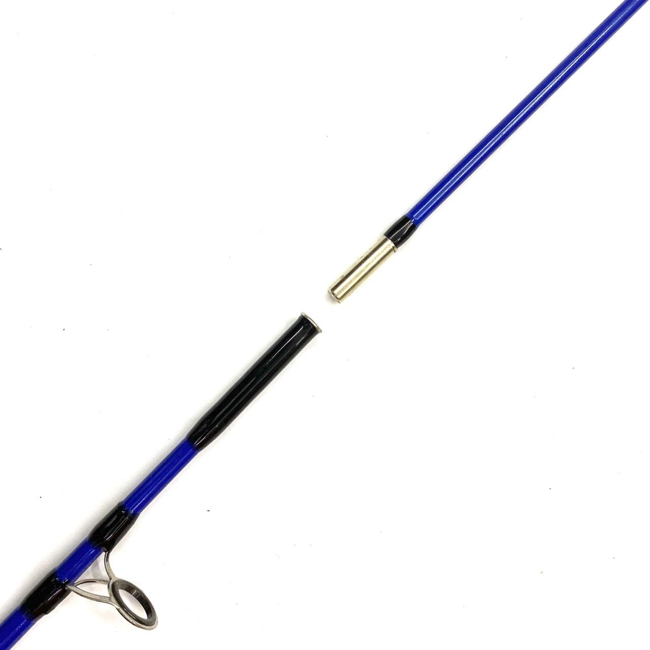 Cần câu cá đặc ruột Competition cần 2 khúc máy đứng kết nối gim 1m65, 1m8, 2m1, 2m4, 2m7