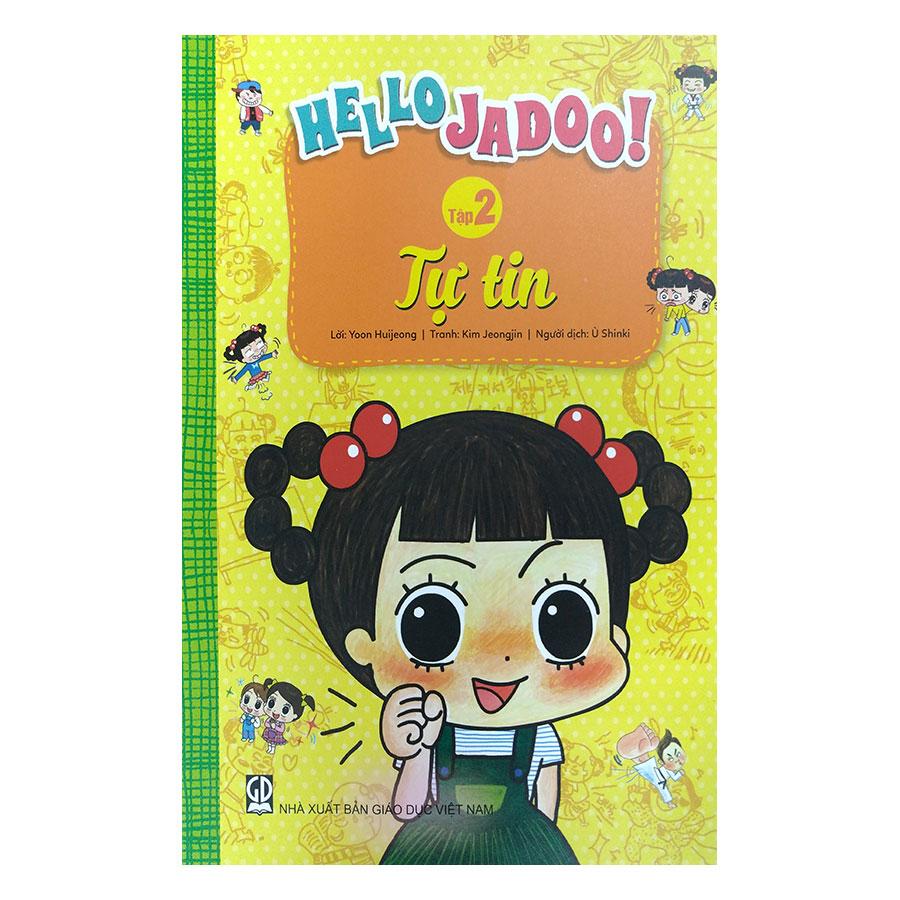 Hello Jadoo (Tập 2) - Tự Tin