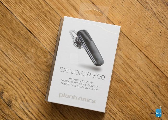 Tai nghe BLuetooth Plantronics Explorer 500 ( hàng chính hãng Plantronics )