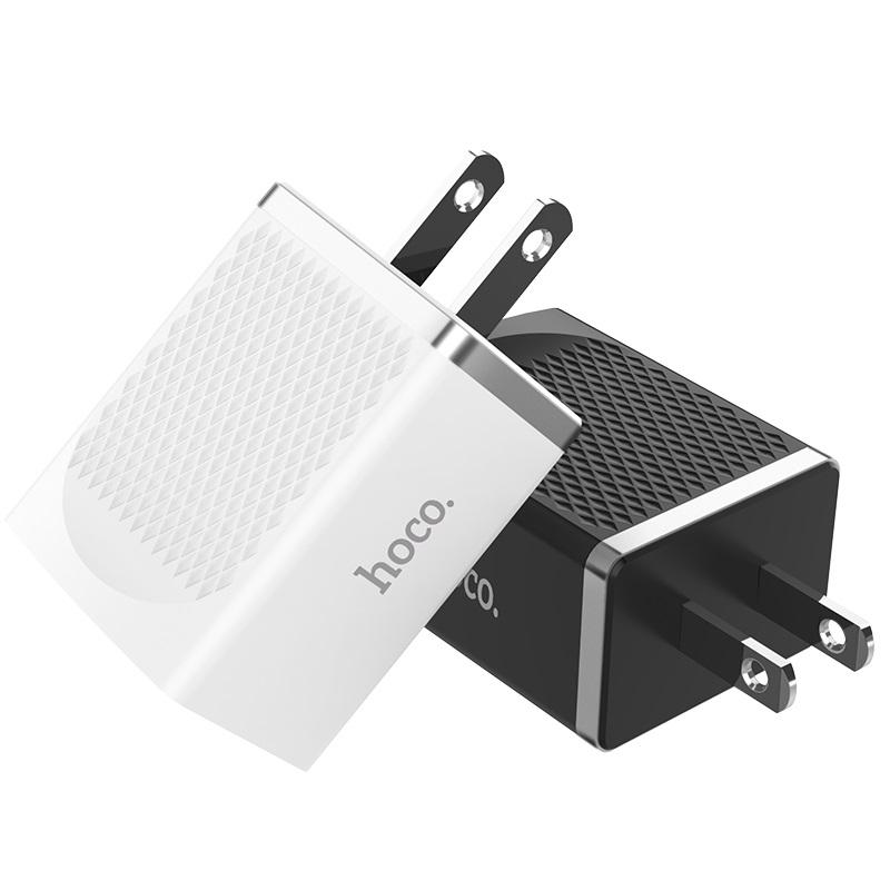 Củ sạc Quick Charge 3.0 Hoco C42/C42A - Chính hãng
