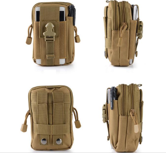 Túi đeo hông PUBG quân đội mỹ chiến thuật nhỏ gọn đựng đồ khi đi phượt