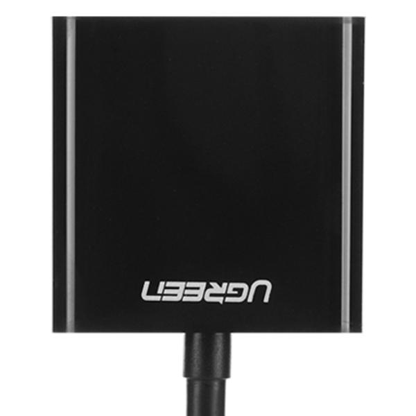 Cáp Chuyển Đổi Ugreen MiniDP Sang VGA (15cm) - Hàng Chính Hãng
