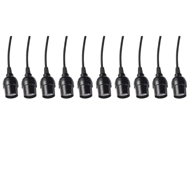 Bộ 10 dây đèn thả cổ điển Vintage E27 220V hàng chính hãng.