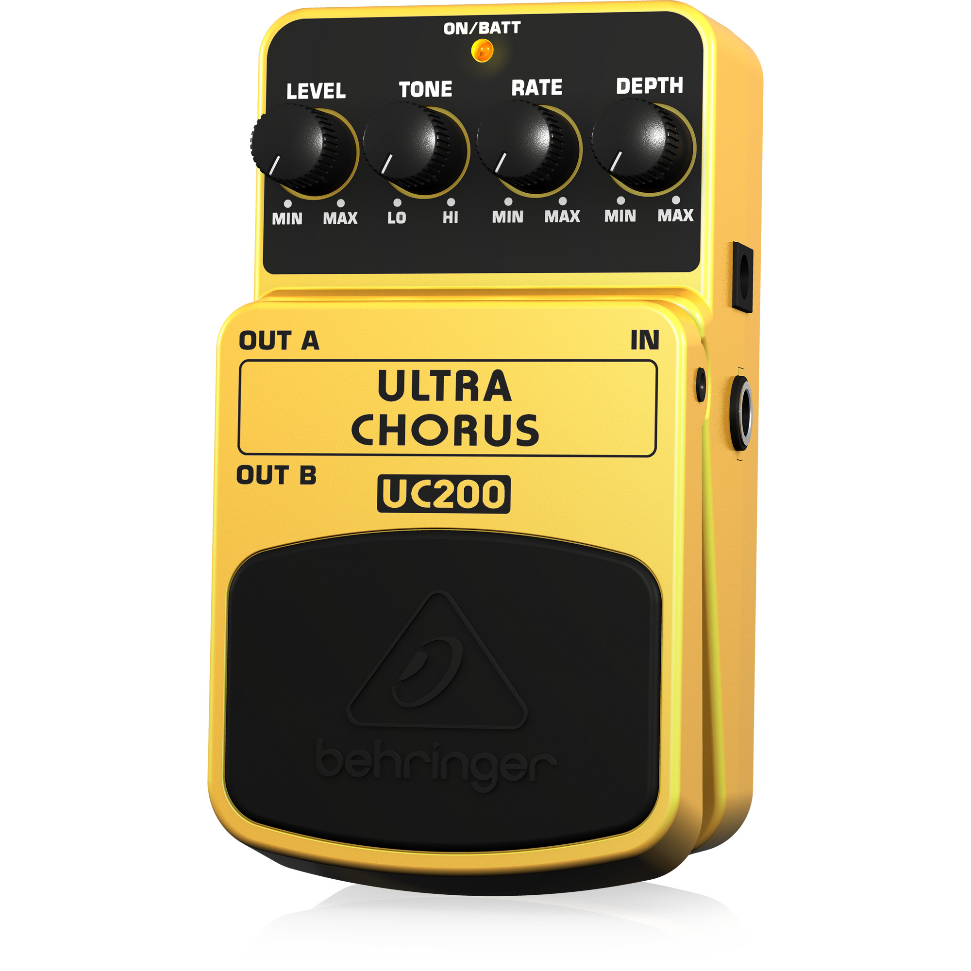 Guitar Stompboxes Behringer UC200 -Ultimate Stereo Chorus Effects Pedal- Hàng chính hãng