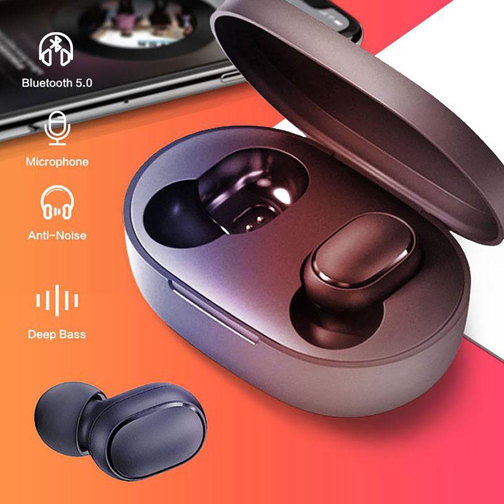 Tai nghe Bluetooth Xiaomi True Wireless Redmi AirDots S - Hàng Nhập Khẩu