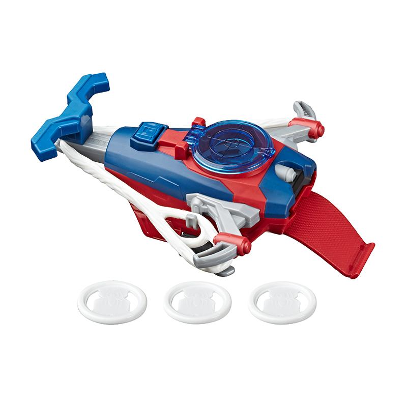 Đồ Chơi Mô Hình SPIDERMAN Trang Bị Spider Man Phóng Tơ Siêu Chuẩn E8735/E8361