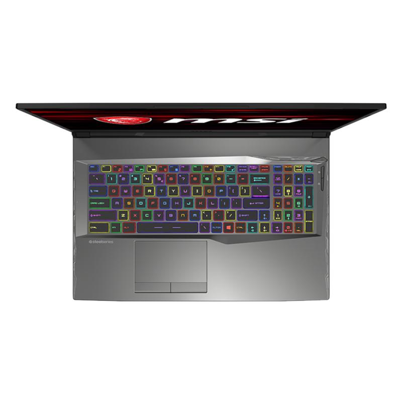 Laptop MSI GP65 Leopard 9SD-224VN (Core i7-9750H/ 16GB DDR4 2666MHz/ 512GB SSD PCIE/ GTX 1660Ti 6GB/ 15.6 FHD IPS 144Hz, 3ms/ Win10) - Hàng Chính Hãng