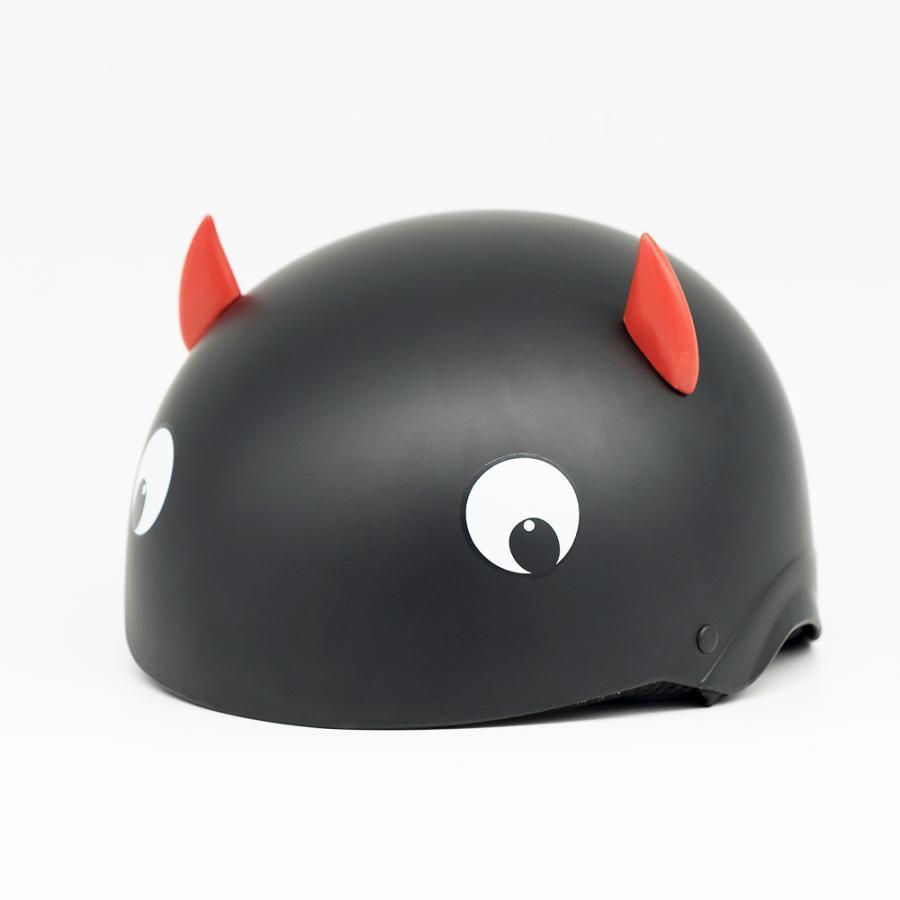 Mũ Bảo Hiểm Nữa Đầu X135 Hình Thú - (Cở mũ 53 đến 58cm)