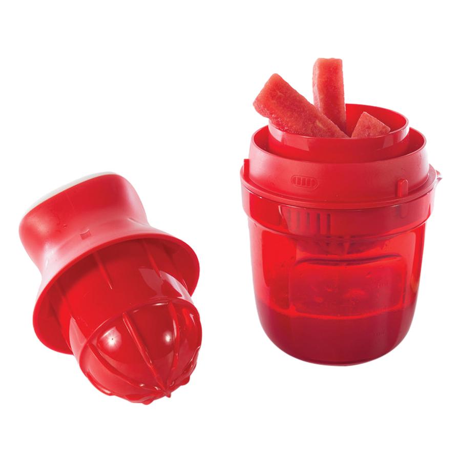 Máy Vắt Cam Và Ép Trái Cây Tupperware Juist It (500ml) - Đỏ