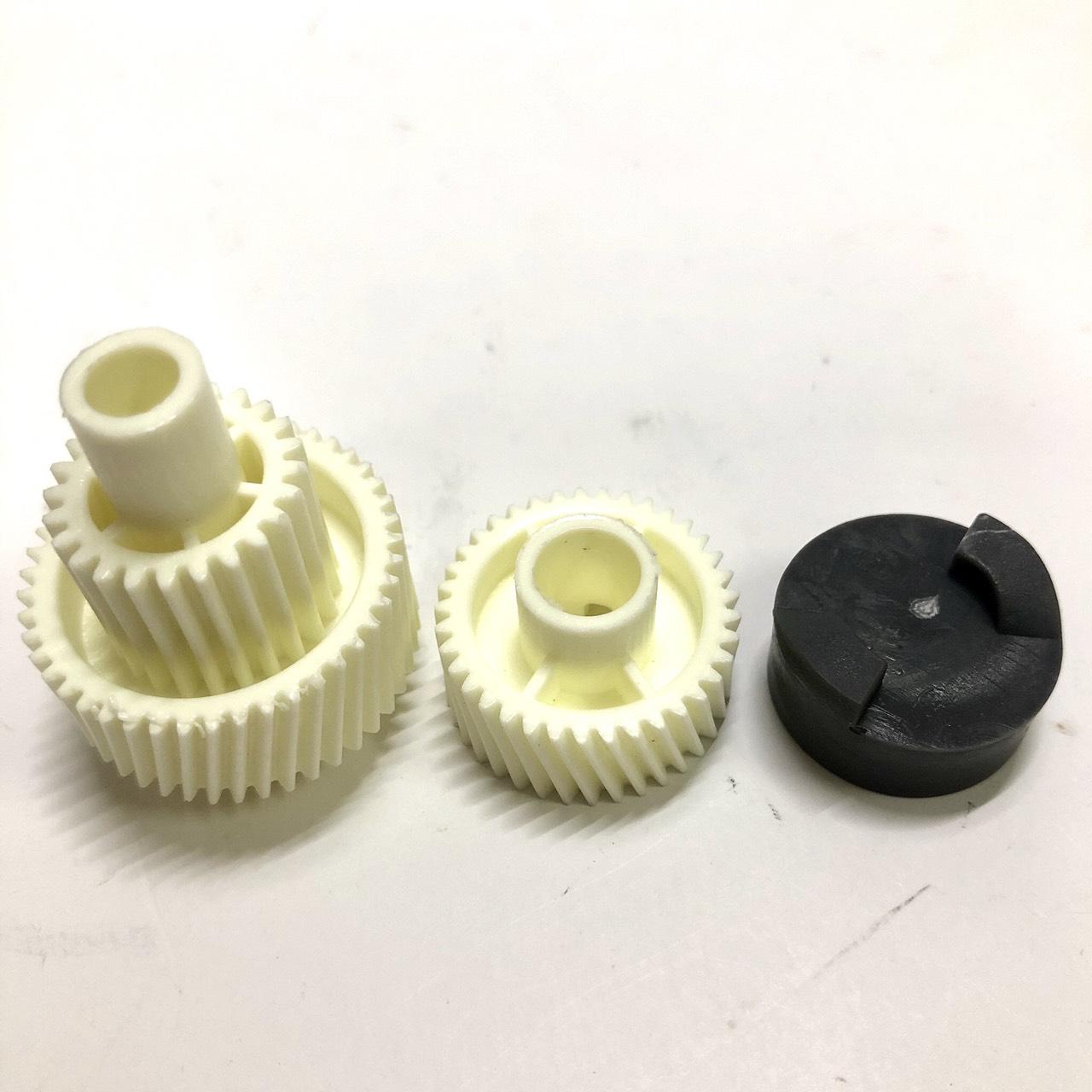 Bộ bánh răng (Nhông) mô tơ từ máy photocopy dùng cho Ricoh 1060, 2060, 2075, 5500, 6000, 6500, 7000, 7500, 8000, 6001, 7001, 6002, 7502, 8002, 7503