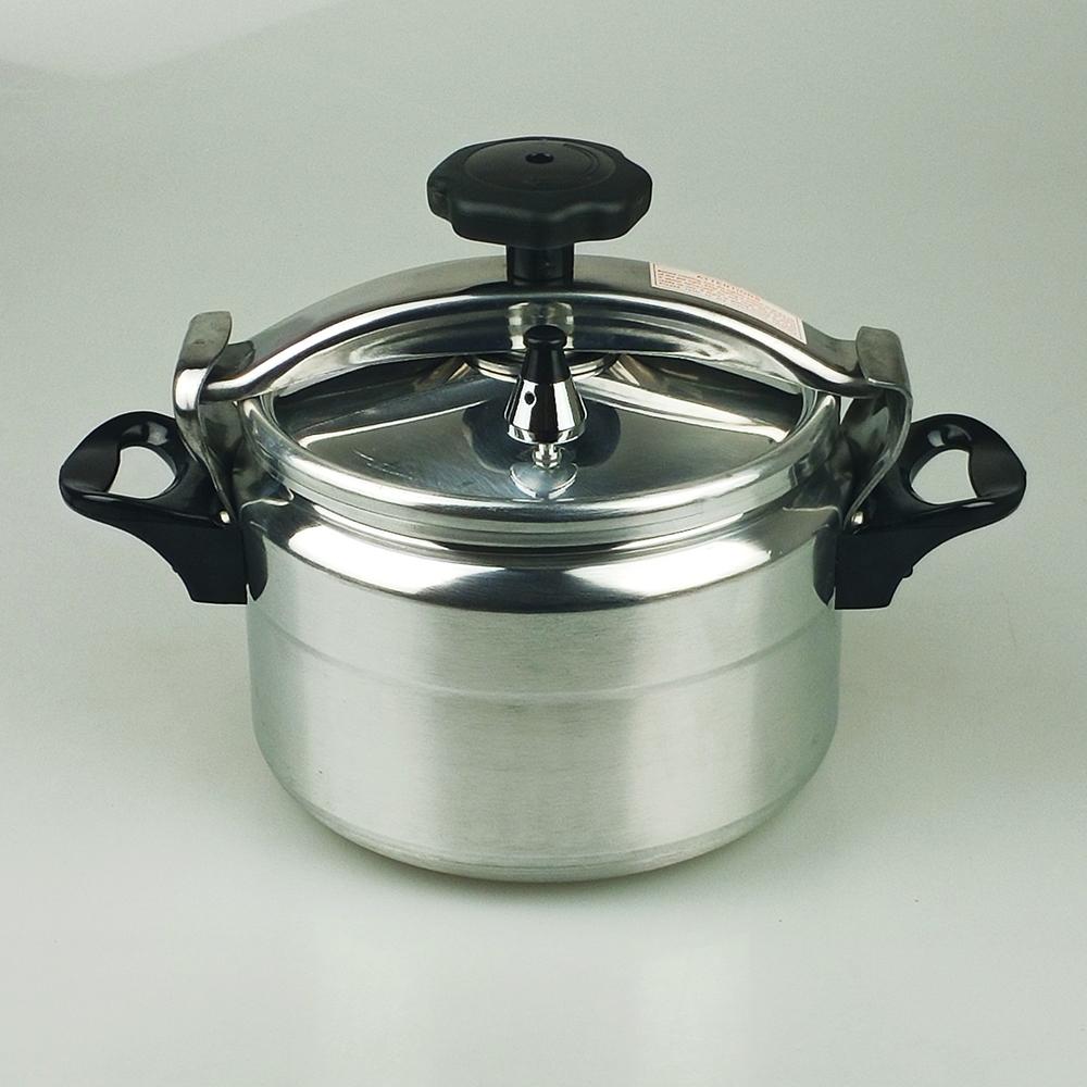 Nồi áp suất đun ga đáy từ 4L size 20cm AG197 dùng được trên cả bếp từ và các bếp khác, màu ngẫu nhiên-hàng chính hãng