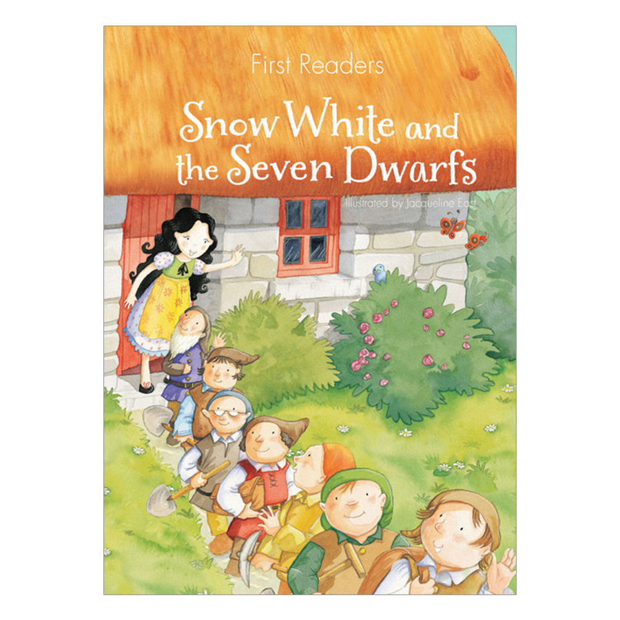 Christmas First Readers: Snow White and the Seven Dwarfs