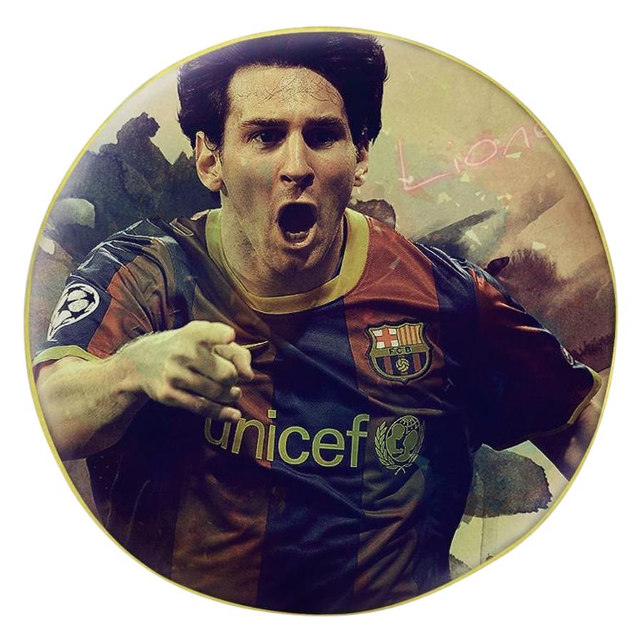 Gối Ôm Tròn Messi