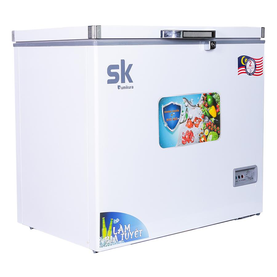 Tủ Đông 1 Ngăn Sumikura SKF-300SC (300L) - Hàng chính hãng