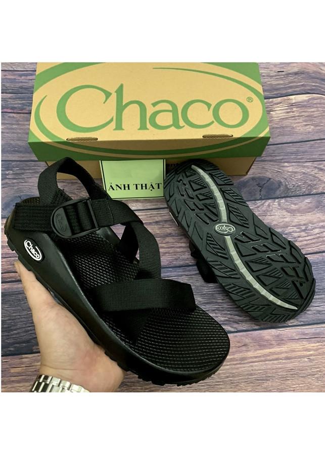Sandal Quai Hậu Chaco Nam Đế Thơm Mã D100 Ảnh Thật