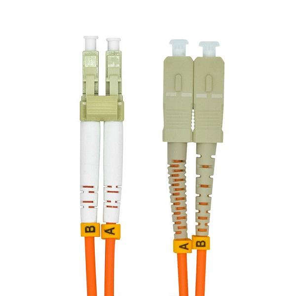 Cáp Quang Cisco Duplex Multi-Mode Fiber Patch Cord Jumper Cable 3M - Hàng Chính Hãng (New 100%)