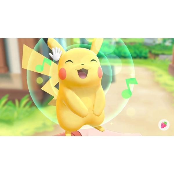 Đĩa game Pokemon: Let's Go, Pikachu! cho nintendo switch - Hàng nhập khẩu