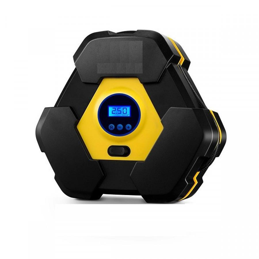 Bơm lốp ô tô - Bơm lốp điện tử tự động ngắt khi đủ áp, sử dụng nguồn điện 12V trên xe hơi