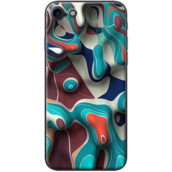 Ốp Lưng iPhone 78 Loang Màu