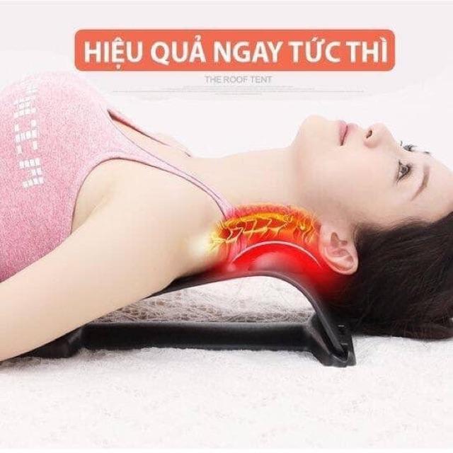 Khung nắn, matxa và kéo giãn cột sống