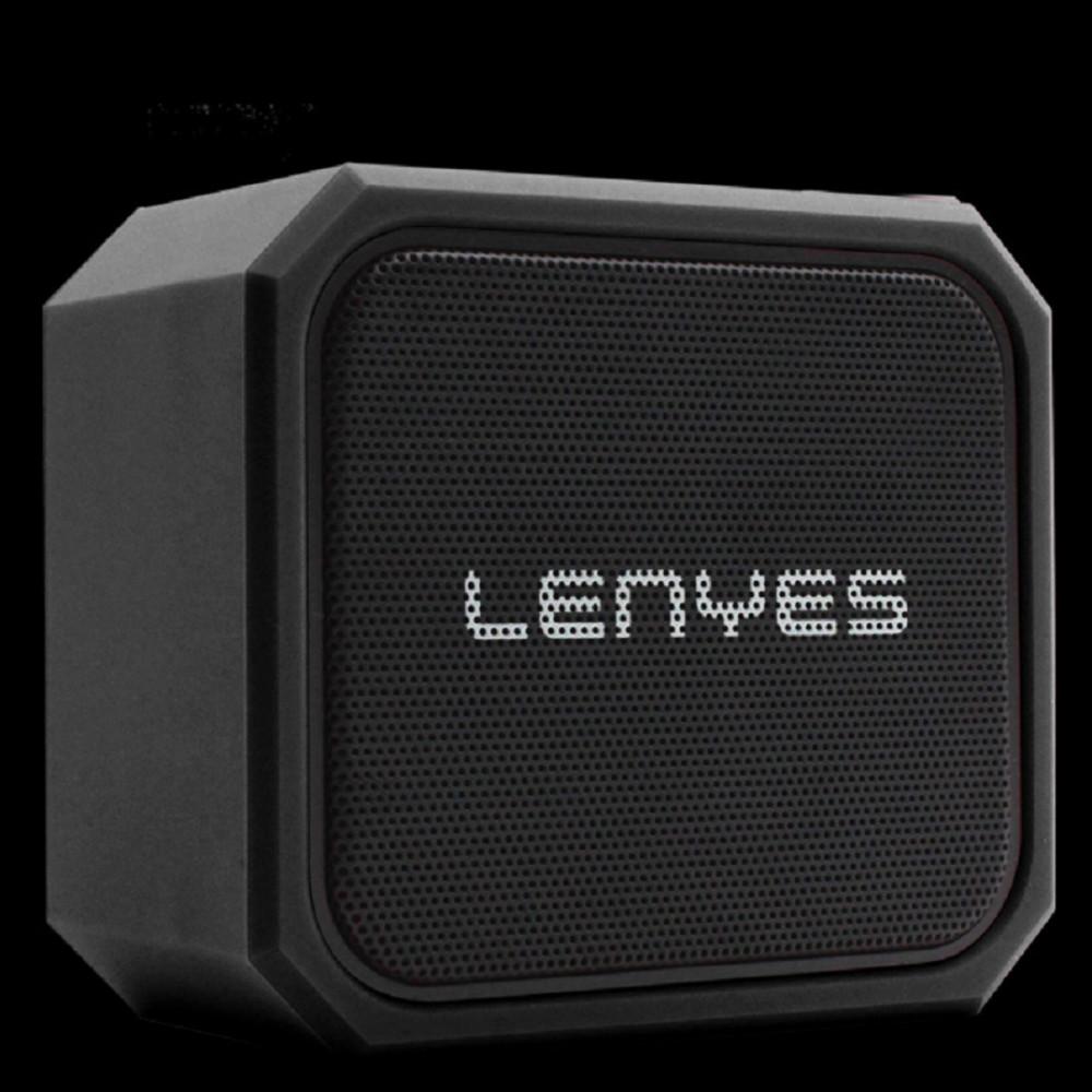 Loa bluetooth Lenyes, chống nước IPX7, pin 1200 mAh sử dụng liên tục 8 giờ đồng hồ - Hàng chính hãng