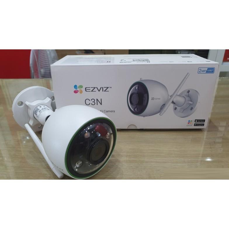 Camera IP WiFi EZVIZ CS - C3N (A0-3H2WFRL) - Hàng Chính Hãng