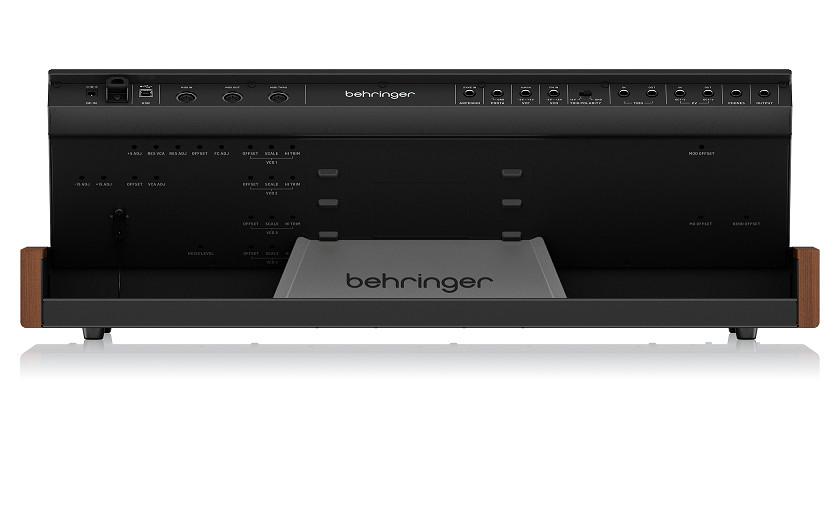 Behringer MonoPoly 4-voice Analog Synthesizer-Hàng Chính Hãng