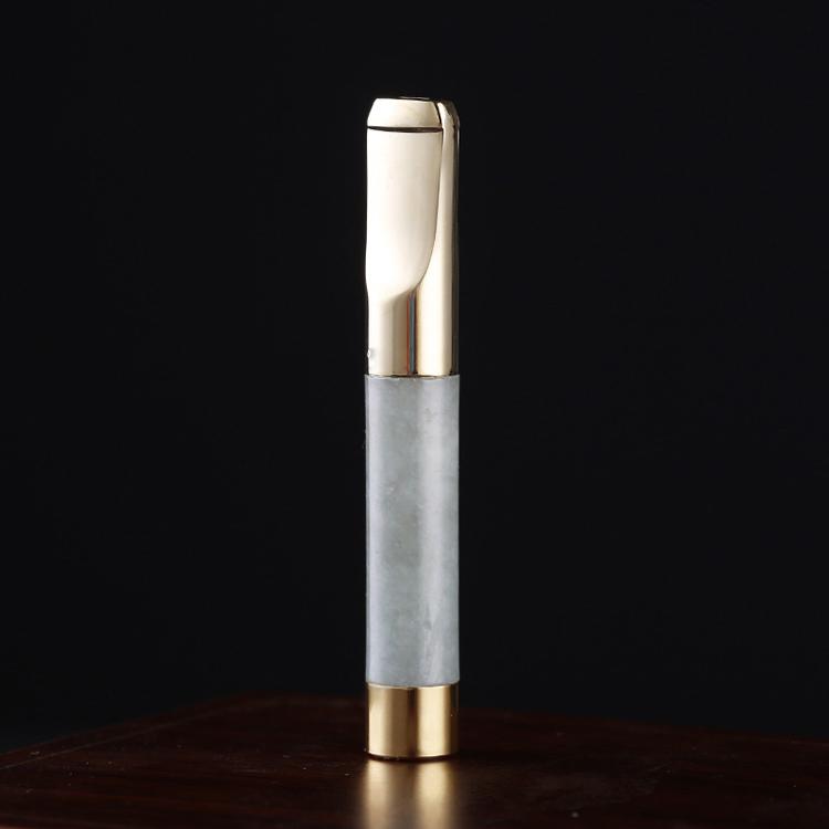 Tẩu Lọc Thuốc Đá Ngọc Bích Cao Cấp ZB-319
