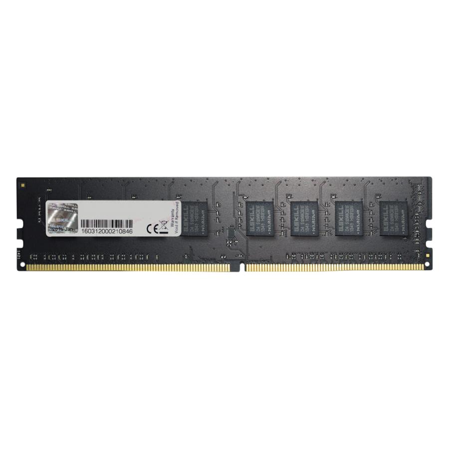 RAM PC G.Skill 4GB (4GBx1) Value Series DDR4 F4-2400C17S-4GNT - Hàng Chính Hãng