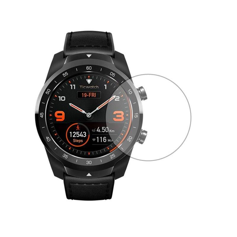 Kính cường lực cho Ticwatch Pro - Ticwatch Pro 4g LTE  - Hàng Nhập Khẩu