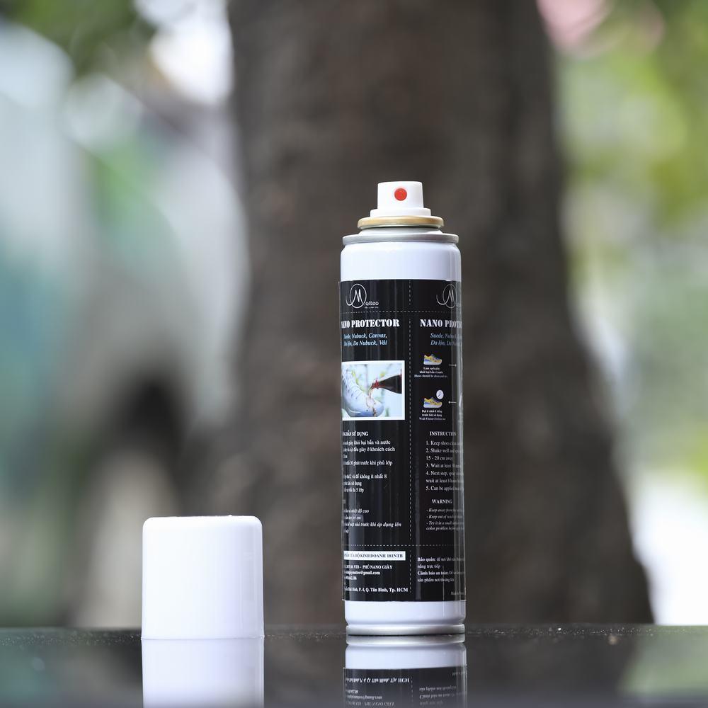 Nano chống thấm cho giày MOATTEO đa năng 200ml